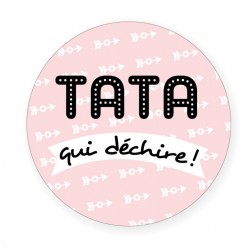 Badge Tata BB&Co