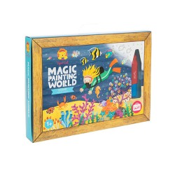 Magic Painting World Ocean...