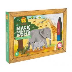 Magic Painting World Safari...