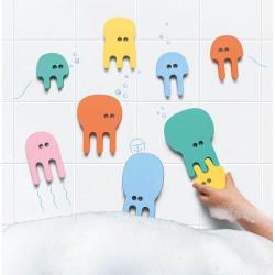 Puzzle de bain Méduse de...