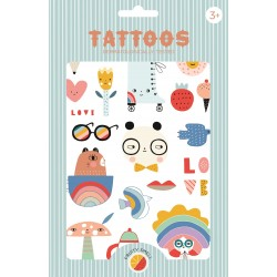 Tatouages Fruity Smell...
