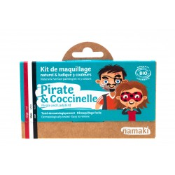 Set Maquillage Pirate &...