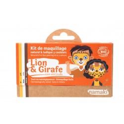 Löwe & Giraffe Schminkset...