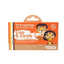 Set Maquillage Lion &...