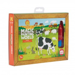 Magic Painting World Farm...