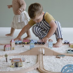 Circuit de train XXL Little...