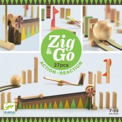 ZIG & GO - 27 pcs Djeco