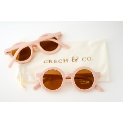 Lunettes Shell rondes...