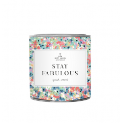 """Bougie """"Stay fabulous"""" The..."""