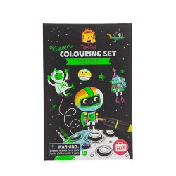 Neon Colouring Set Outer...