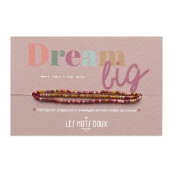 "Bracelet/Collier ""Dream..."