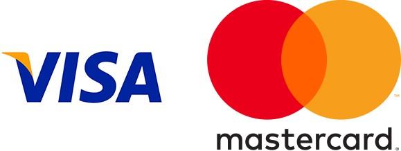 Paiement sécurisé avec Visa/Mastercard