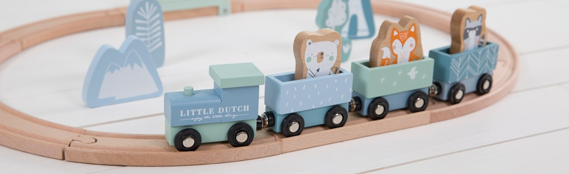 Jouets en bois Little Dutch